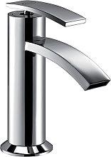 Miscelatore lavabo Jacuzzi rubinetteria Ray ottone