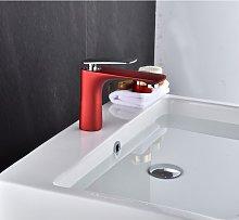 Miscelatore monocomando lavabo canna alta design