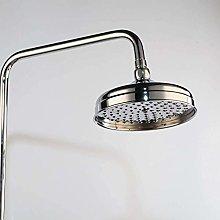 Miscelatore per doccia con doccetta, in ottone