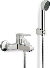 Miscelatore per gruppo vasca mamoli con doccia -