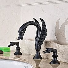 Miscelatore per lavabo da bagno con rubinetto per