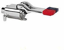Miscelatore rubinetto doppio pedale per montaggio