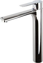 Miscelatore rubinetto lavabo alto MAST con piletta