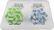 MISHITI - Stampo per sapone in silicone per