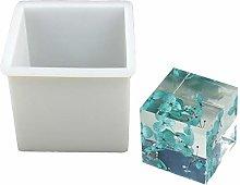 MISHITI - Stampo quadrato in silicone per fusione