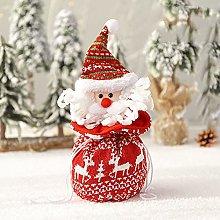 MKNEDS Sacchetto di Caramelle di Natale, Sacchetti