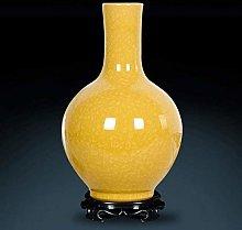 mm Porcellana Vaso di Fiori Ufficiale Antico