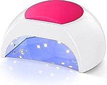 MMTC Gel Lampada per Unghie UV, LED Nail Dryer