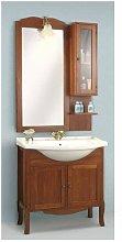 Mobile bagno con pensile linea amalfi 85x50 cm -
