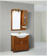 Mobile bagno con pensile linea bristol 85x50 cm -