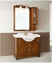 Mobile bagno con pensile linea dover 105x57 cm -