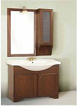 Mobile bagno con pensile linea elba 85x50 cm -