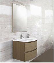 Mobile bagno linea circle 73 cm - global trade -