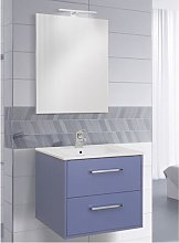 Mobile bagno linea clever 61 cm - global trade -