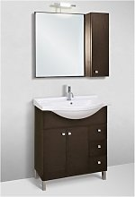 Mobile bagno linea light 75 cm - global trade -