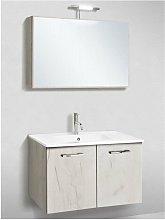 Mobile bagno linea slim 71 cm - global trade -