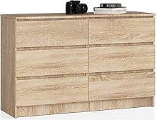 Mobile Ingresso, Cassettiera 6 Cassetti, Consolle