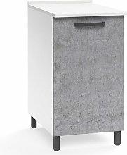 Mobile per cucina componibile con anta 40 cm