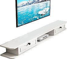 Mobile sospeso per TV, Mobile TV Sospeso In Legno,