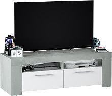 Mobile TV AMBIT 016621L bianco/cemento