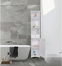 mobiletto del bagno mobiletto alto 33x23x165cm