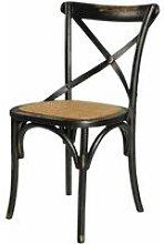 MOBILI 2G - SET 4 MOBILI 2G - Sedia Cross Bistrot