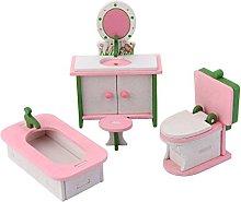 Mobili In Legno Per Bambini Giocattolo Dollhouse