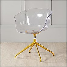 Mobili moderni sedia trasparente per la casa