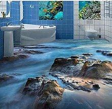 Modern Custom 3D pavimento murale 3D oceano