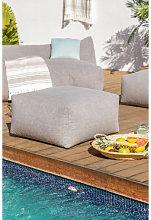 Moduli per divani da giardino in tessuto Attus