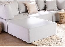Moduli per divani in tessuto Kata Beige Crema &