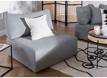 Moduli per divani in tessuto Kata Gris & Poltrone