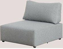 Moduli per divani in tessuto Kata Legno di Pino -