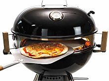 Moesta-BBQ 10081 Smokin' PizzaRing - Set per