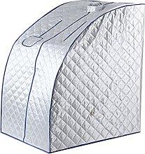 MOH Sauna Spa Machine Portable 2L Steam Sauna Spa