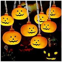 Molbory - Halloween Luci Stringa, 3M 20LEDs