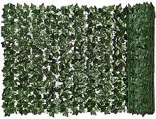 Moligin, siepe artificiale da giardino, recinzione
