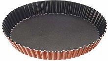 Moneta Zecchino Stampo Crostata Antiaderente,