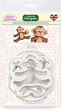 Monkey Katy Sue Designs Stampo in Silicone per