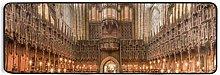 MONTOJ Ripon Cathedral - Tappeto da cucina per la