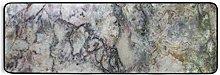 MONTOJ - Tappeto da cucina in marmo con texture