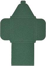 Mopec E03,22-Scatola Quadrata in Verde, Confezione