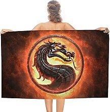 Mortal Kombat - Asciugamani da bagno unisex di