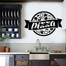 Motivo per pizza Adesivo da cucina per cucina Art
