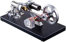 Motore Stirling ad aria calda Modello di motore