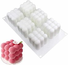 Mousse Stampo,Candele in Silicone ,Stampo 3D a