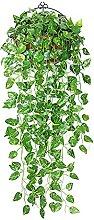 Moye 95 cm Foglie Artificiali pianta Vite