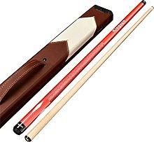 MQJ - Stecca da biliardo in acero da 10,5-11,5 mm,