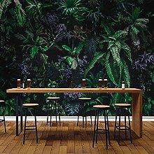 Msrahves 3D Wall Sticker Adesivi Piante tropicali