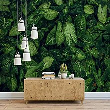 Msrahves Adesivi murali 3D Foresta pluviale